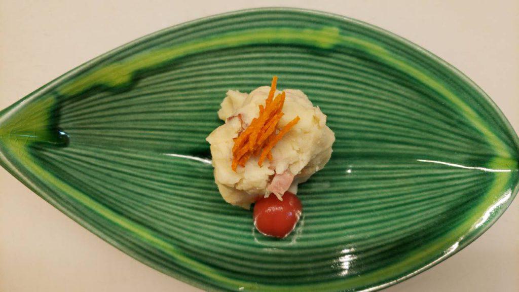 新じゃがいもと新たまねぎの和風ポテトサラダ (3)